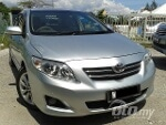 Picture 2008 Toyota Corolla Altis 1.8 G (a) electronic...