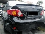 Picture 2009 SUPERB Toyota Altis 1.8(A) tip top 1 owner...