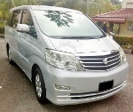 Picture 2005 Toyota Alphard 2.4(A) -8Seater