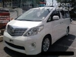 Picture 2010 Toyota Alphard used car for sale in Kedah...