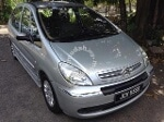 Picture 2005 Citroen Picasso 2.0(A) JCV5555 Nice Plate
