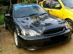 Picture 1996 Honda Civic EK B16A (M)