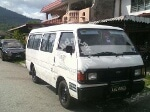 Picture 1985 Ford Econovan 1.8 (m)