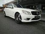 Picture 2008 Mercedes Benz C200K C200 AMG- Local- Like New