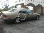 Picture 1995 Mercedes Benz S280 (A)