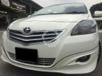 Picture 2013 Toyota Vios 1.5 (a) full body kit like new