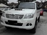 Picture 2012 Toyota Hilux Single Cab 2.5 (m)