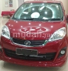 Picture 2014 Perodua Alza 1.5 (at) AV Metallic
