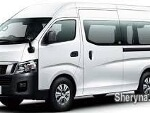 Picture Nissan Urvan Manual For Rent