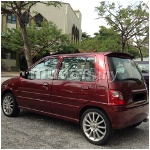 Picture Perodua Kancil New Facelift Auto'06 (Owner) -06