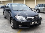 Picture 2007 Toyota Vios 1.5 at e spec facelift tip top...