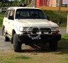 Picture Toyota Land Cruiser NINJA 4.2 (m)