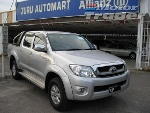 Picture 2010 toyota hilux double cab 2.5g (at)