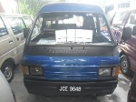 Picture Ford Econovan 1.8