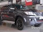 Picture Toyota hilux 2. 5cc 2016 new