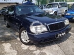 Picture 1999 Mercedes Benz S320 (A) Import W140