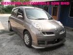 Picture 2002 Nissan March 1.4 (a) impul genuine...