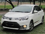 Picture 2013 Toyota Vios (A) TRD spec 14
