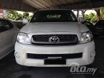 Picture 2011 Toyota Hilux (M) 2.5 turbo 4x4 done 66k