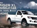 Picture 2015 Ford Ranger XL 2.2 (m) 4WD Single Cab...