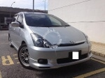 Picture Toyota Wish 1.8 (a) Teacher Owner Sunroof L/Seats