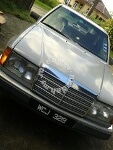 Picture 1989 Mercedes Benz 190E 2.0 (m)