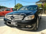 Picture 2008 Mercedes Benz C200 1.8 k (a) excellence cond