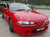 Picture Proton Perdana 2.0 (a) Limited Red And Number