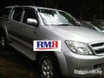 Picture Toyota Hilux 2008 2.5G Automatic
