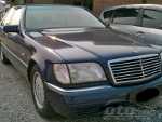 Picture 1995 Mercedes-Benz S-Class S320L Kuala Lumpur,