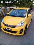 Picture Rental service van mpv and car