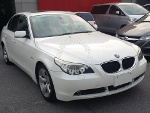 Picture 2005 BMW 530i 3.0 (a) E60 Sunroof Japan Spec Unreg