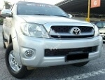 Picture 2012 Toyota Hilux 2.5 (m)