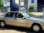 Picture 1992 Mercedes Benz 124 in excellent condition