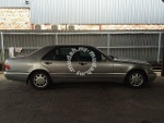 Picture 1996 Mercedes Benz S420L (A)