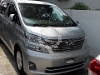 Picture 2010 Toyota Vellfire 2.4x (a)