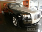 Picture 2011 Rolls-Royce Ghost 6.6L V12 Twin-turbo...