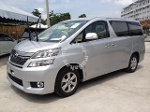 Picture Toyota Vellfire 2.4 home theater facelift 8 seater