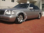 Picture 1998 Mercedes Benz S280 (A) Last Batch W140 5...