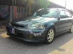 Picture 1997 Honda Civic 1.6 (m)