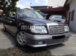 Picture 1991 Mercedes Benz E Class 124 AMG Edition 1995