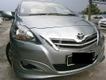 Picture 2013 Toyota Vios 1.5 (a) g limited edition trd...
