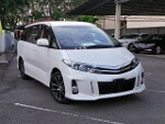 Picture 2012 Toyota Estima 2.4 g power boot newfacelift