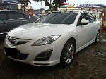 Picture 2010 mazda 6 2.5 SDN 5EAT
