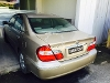 Picture 2002 Toyota Camry (A) 2.4V Year