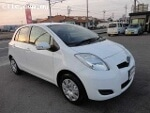 Picture Used Toyota Vitz F 2011 Sale In Japan