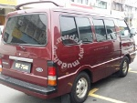 Picture 1997 Ford econovan ngv