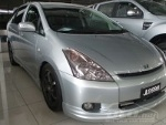 Picture 2005 Toyota Wish 2.0 (a) Johor,