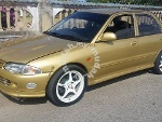 Picture 1993 Proton Wira Turbo Evo3