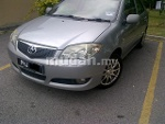 Picture Toyota Vios (A) E specs 2007 One Owner -07
